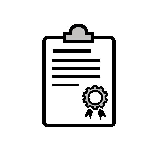 Service patent icon