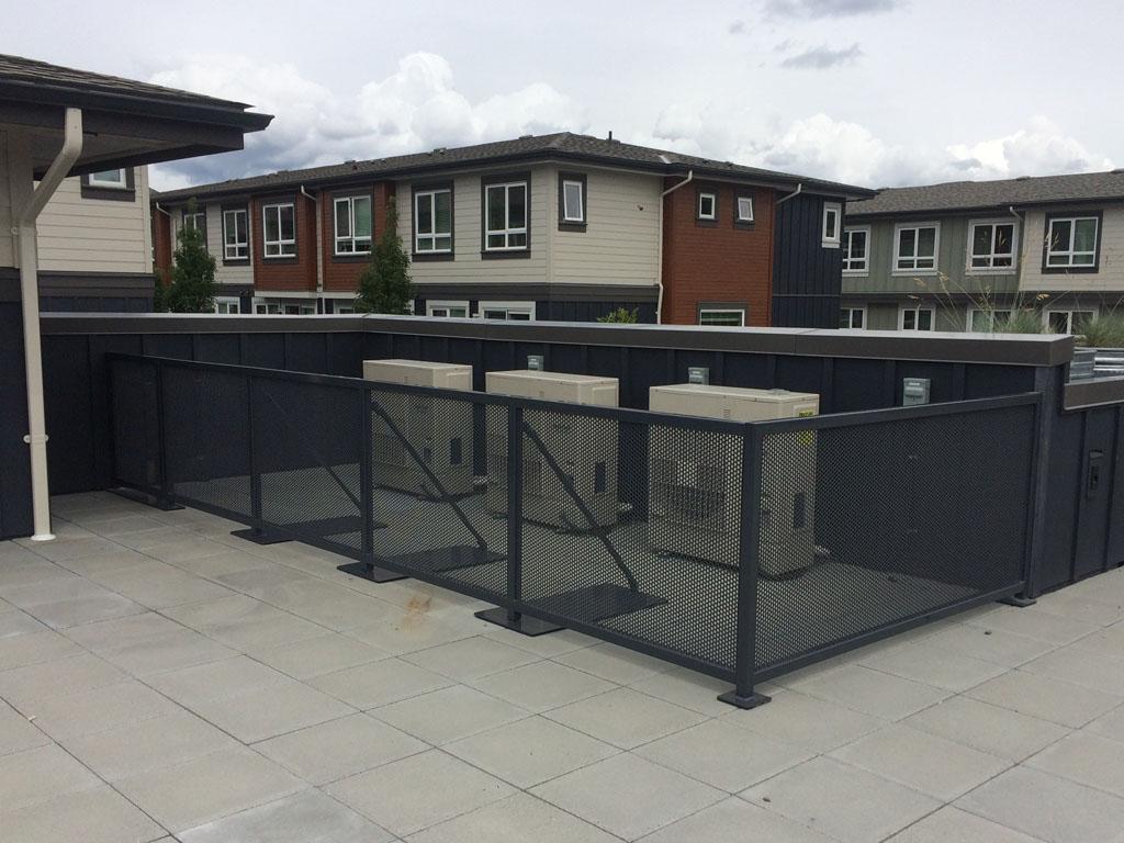 Guardrail Screens